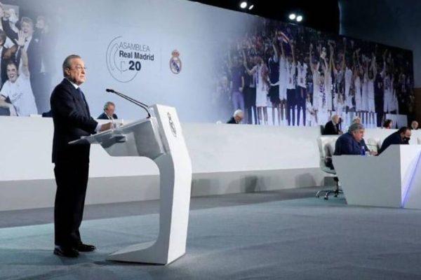 Real Madrid lost 300 million euros.