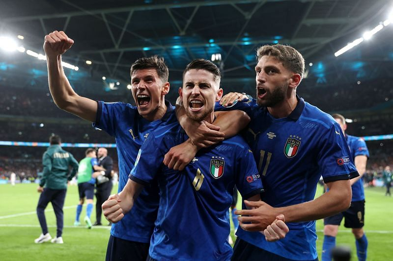 Italy hits on penalties Spain 4-2 Euro final