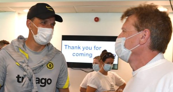 Thomas Tuchel underwent two vaccinations for COVID-19