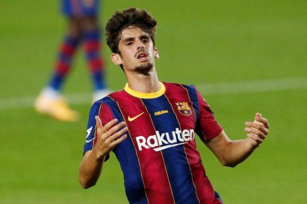Wolverhampton Sign Francisco Trincao.